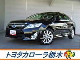 トヨタ カムリハイブリッド 2.5 Gパッケージ ナビ・バックモニター・ETC・ワンセグ