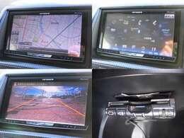 カロッツェリアHDDナビ ミュージックサーバー バックカメラ ETC装備