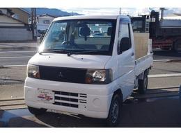 三菱 ミニキャブトラック 660 Vタイプ エアコン付 新明和パワーゲート オートマ