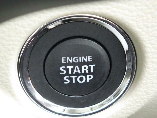 ◆キーレスプッシュスタートシステム◆スマートにキーをポケットやバッグに入れたままエンジン始動が可能です!キー捜す必要はありません!