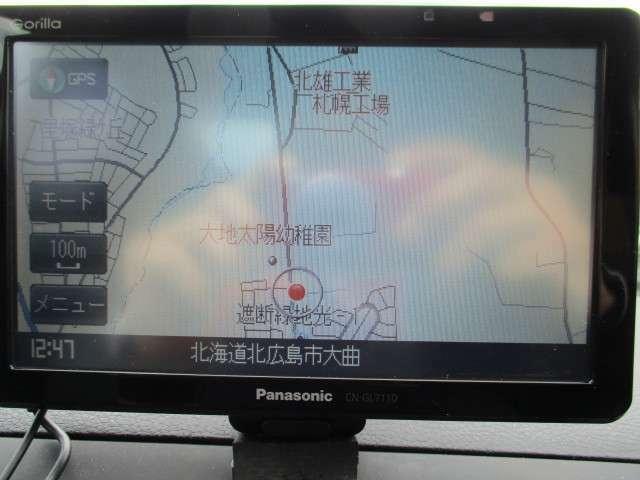 ポータブルナビ・テレビ
