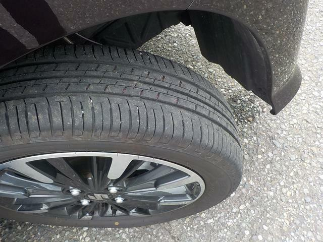 タイヤ溝もご確認下さい!