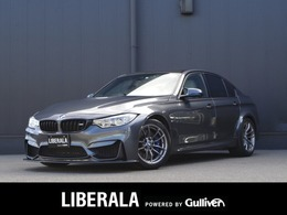BMW M3セダン M DCT ドライブロジック カーボンスポイラーMパフォーマンステール