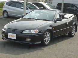 トヨタ サイノスコンバーチブル 1.5ベータ コンバーチブル /車検R4年7月/ETC/ローダウン/ABS/CD