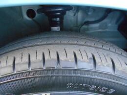 タイヤです。