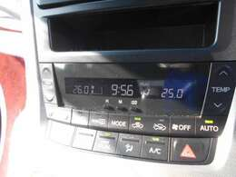☆いつも快適な室内温度に保ってくれる、オートエアコンです!温度設定をするだけであとはエアコンにおまかせ♪