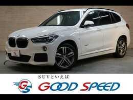 BMW X1 sドライブ 18i Mスポーツ 純正ナビ バックカメラ コンフォート
