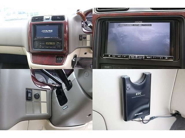 SDナビ 地デジフルセグTV 音楽録音 DVD再生 Bluetooth ETC バックカメラ メインサブ切替スイッチ
