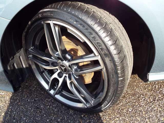 18インチ新品タイヤ/ホイール