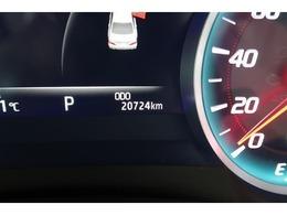 走行距離20724km