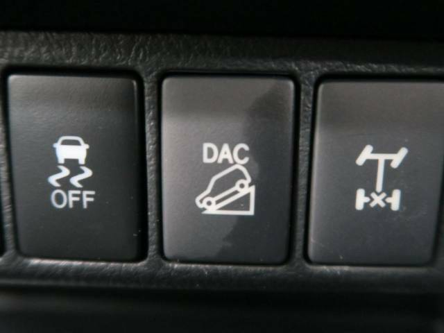 【ダウンヒルアシストコントロール】下り坂でも勢いを抑えてくれます!急加速しないので安心安全ですね♪