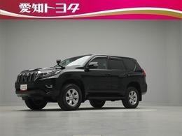 トヨタ ランドクルーザープラド 2.7 TX 4WD トヨタ認定中古車