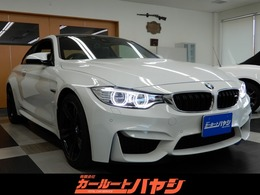 BMW M4クーペ M DCT ドライブロジック 当店所有ガレージ保管/禁煙車/2500Km!