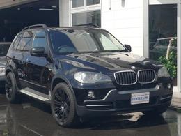 BMW X5 xドライブ 30i 4WD H&R ローダウン カロッツエリアナビ