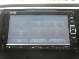 純正メモリーナビです。DVD/CD再生のほかフルセグTV、Bluetooth連携機能が装備されとっても便利です!