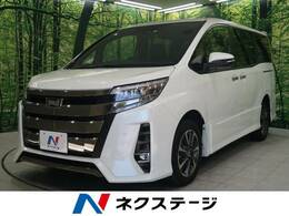 トヨタ ノア 2.0 Si WxBII 4WD 寒冷地 純正SDナビ 両側電動ドア