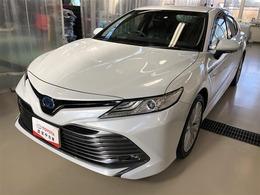トヨタ カムリ 2.5 G レザーパッケージ ナビ バックモニター ETC付き