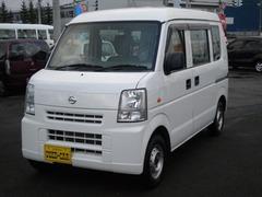 日産 NV100クリッパー の中古車 660 DX ハイルーフ 4WD 北海道札幌市北区 49.8万円