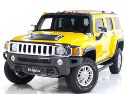 ハマー H3 タイプG 4WD ミツイ物産ディーラー車 ワンオーナー