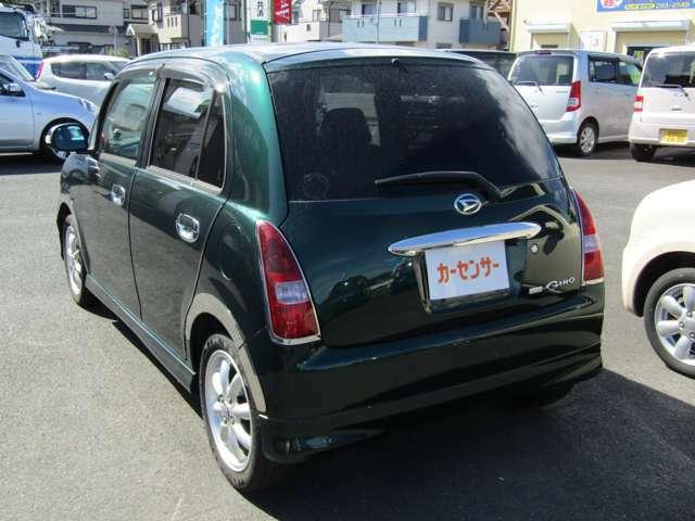 人気の高い車体色ブリテッシュグリーンマイカ☆   特選車の入庫です。