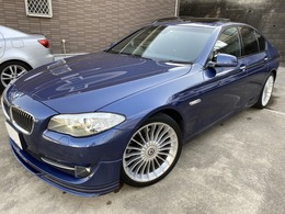 BMWアルピナ D5 ターボ リムジン ガラスコーティング済 サンルーフ
