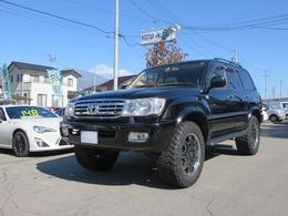 トヨタ ランドクルーザー100 4.7 VXリミテッド 4WD サンルーフ付