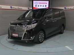 トヨタ エスクァイア 1.8 ハイブリッド Gi プレミアムパッケージ 衝突被害軽減 7人 売切り車両