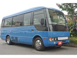 三菱ふそう ローザ バス 自動折戸ドア・26人乗り・モケットシート
