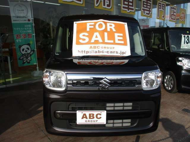 当社自慢のお車です。まずは写真をご覧になってください。