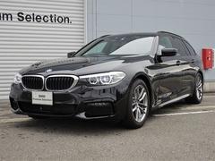 BMW 5シリーズツーリング の中古車 523d xドライブ Mスポーツ エディション ジョイプラス ディーゼルターボ 4WD 富山県富山市 498.0万円