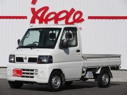 日産 クリッパートラック 660 DXエアコン付 4WD ワンオーナー 5速マニュアル パワステ