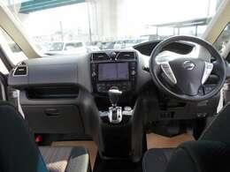 全方位で視界が広い!気持ちがよくて、運転もしやすい!