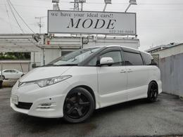 トヨタ エスティマ 2.4 アエラス 4WD ナビ TV シートジャケット 19AW