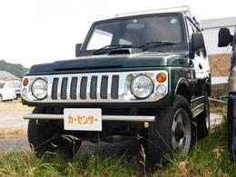 スズキ ジムニー 660 4WD 5速ミッション ETC 社外ステアリング
