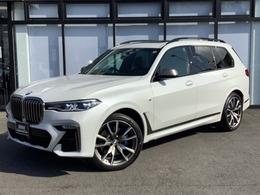 BMW X7 M50i 4WD スカイラウンジサンルーフ22AWエアサス