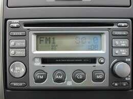 CDラジオチューナー付き