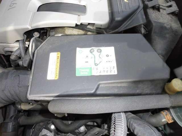 機関良好。127000キロ時にタイミングベルト、ウォーターポンプ、バッテリー交換済です。よーく整備の行き届いた車です。車検受け渡し、現状渡し保証無しの販売です。