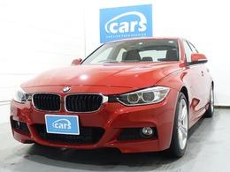 BMW 3シリーズ 320d ブルーパフォーマンス Mスポーツ 禁煙 純正HDDナビ Bカメラ 1年保証付