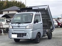 スバル サンバートラック 660 三方開ダンプ 4WD ハイロ―切替 土砂禁 5速マニュアル