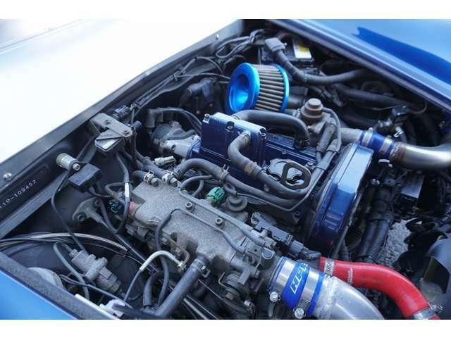 OP ステージ2エンジンチューニング ・インタークーラー・オイルクーラー