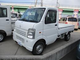 マツダ スクラムトラック 660 KC スペシャル 3方開 エアコン パワステ