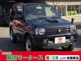 スズキ ジムニー 660 ランドベンチャー 4WD ナビTV ETC 新品タイヤ