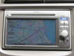 ギャザス エントリーナビVXM128VS メモリーナビゲーション搭載 ワンセグチューナー付きです。