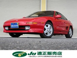 トヨタ MR2 2.0 GT ターボ レカロシート MOMOステアリング