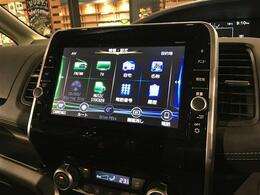 純正ナビ 型式MM516-L 地デジ/AM・FMラジオ/CD/DVD/Bluetooth