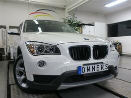 BMW X1 sドライブ 18i カロッツェリア製SDナビ&フルセグ