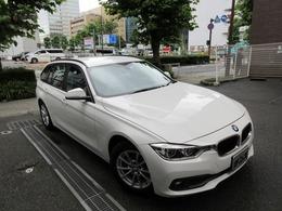 BMW 3シリーズツーリング 320i SE ディ-ラ-下取車 1オ-ナ- 禁煙車 D記録簿4枚