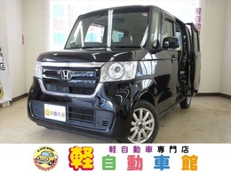 ホンダ N-BOX 660 G L ホンダセンシング 4WD ナビ・TV ABS パワスラドア スマキー
