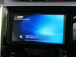 【SDナビ】CD・DVD再生・TV視聴可能で、はめ込み式で車内との一体感もあります♪