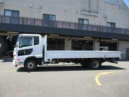 積載3.75トン 車両総重量7975kg